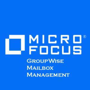 GroupWise Mailbox Management