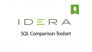 IDERA SQL Comparison Toolset