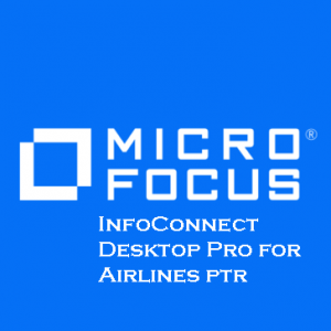 InfoConnect Desktop for Airlines PTR 1