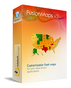 InfoSoft Global FusionMaps v3