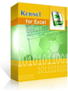 Kernel for Excel Repair Software