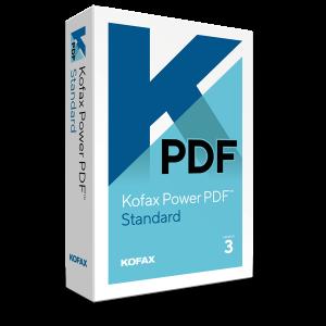 Kofax Power PDF solutions