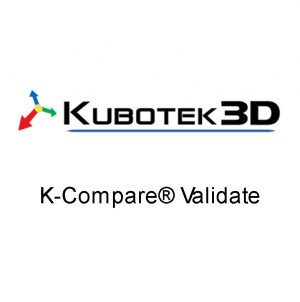 Kubotek Spectrum K Compare® Validate