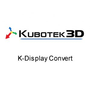 Kubotek Spectrum K Display Convert