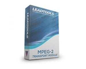 LEADTOOLS MPEG 2 Transport Module