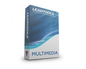 LEADTOOLS Multimedia Developer Toolkit