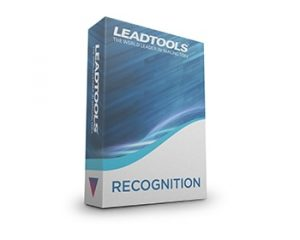 LEADTOOLS Recognition Imaging Developer Toolkit