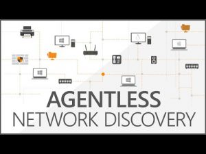 Lansweeper Agentless Network Discovery