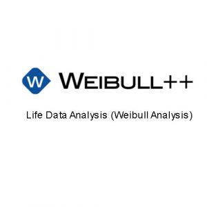 Life Data Analysis Weibull Analysis