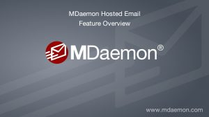 MDaemon Hosted Email Options
