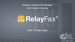 MDaemon RelayFax Network Fax Manager