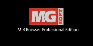 MG SOFT MIB Browser Professional Edition