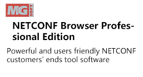 MG SOFT NETCONF Browser Professional Edition