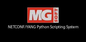 MG SOFT NETCONF YANG Python Scripting System