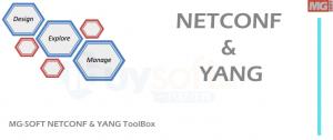 MG SOFT NETCONF YANG ToolBox