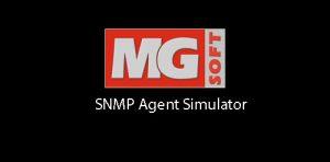 MG SOFT SNMP Agent Simulator 1