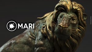 Mari® is 3D painting