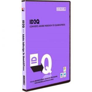 Markzware ID2Q InDesign to Quark