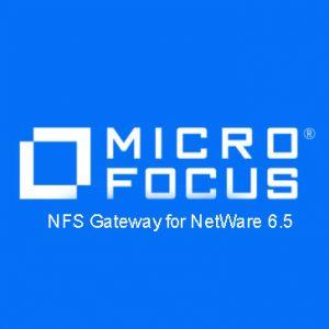 NFS Gateway for NetWare 6.5