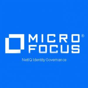 NetIQ Identity Governance