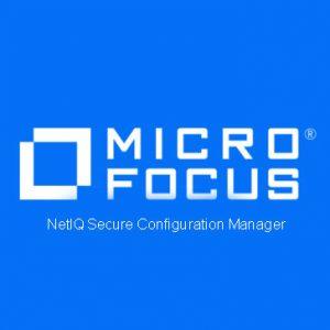 NetIQ Secure Configuration Manager