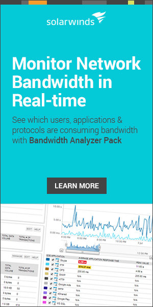 Network Bandwidth Analyzer Pack