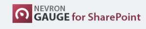 Nevron Gauge for SharePoint