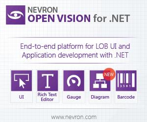 Nevron Open Vision for .NET (NOV)