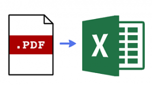 PDF to Excel SDK