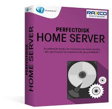 PerfectDisk Home Server