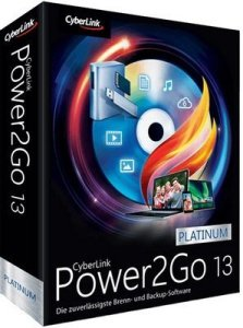 Power2Go 13