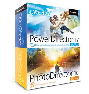 PowerDirector 17 PhotoDirector 10