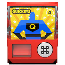 QuicKeys 4 for Mac OS X