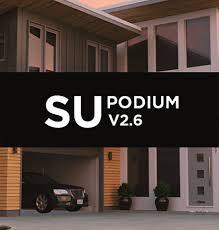 SU Podium V2.6 for SketchUp