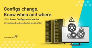 Server Configuration Monitor