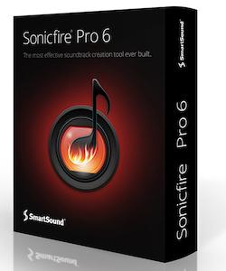 SonicFire Pro 6