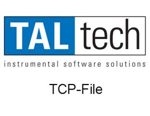 Taltech TCP File
