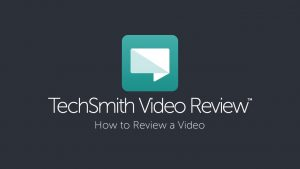 TechSmith Video Review