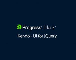 Telerik Kendo UI for jQuery