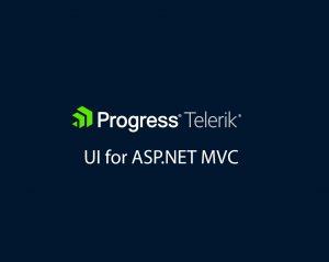 Telerik UI for ASP.NET MVC