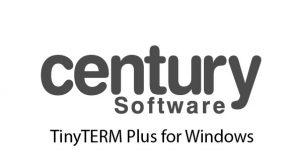 TinyTERM Plus for Windows