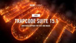 Trapcode Suite 15.1