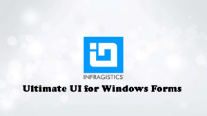 Ultimate UI for Windows Forms