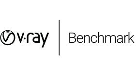 V RAY FOR benchmark