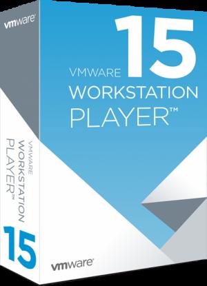 VMware Workstation 15 Player