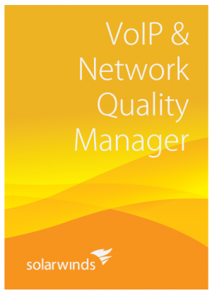 VoIP Network Quality Manager