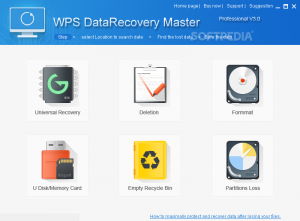 WPS Data Recovery