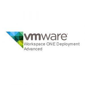 Workspace ONE Deployment Advanced