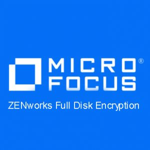 ZENworks Full Disk Encryption