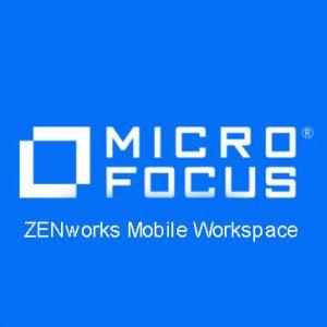 ZENworks Mobile Workspace